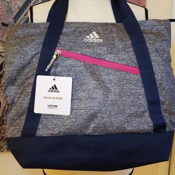 Adidas Squad lll Tote Onix Jersey b1a608a8aec4c